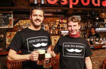 Někteří lidé nám nadávají, že jim kvůli nám už klasické pivo nechutná, říkají zakladatelé ostravské Kurnik Šopy